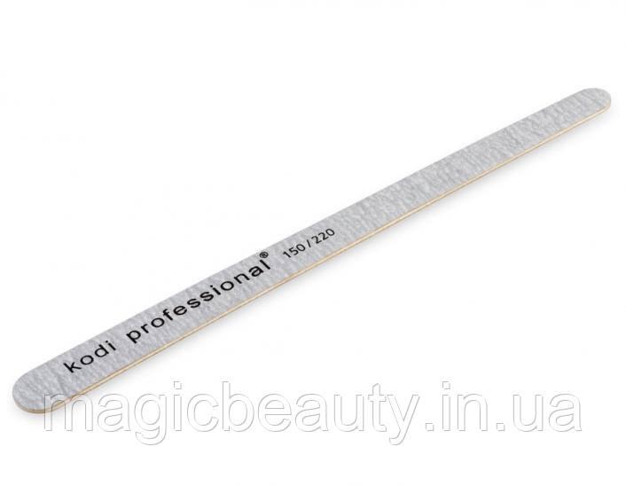 Пилка Kodi Professional Капелька  Grey 150/220