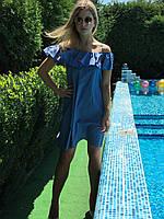 Женское летние платье-сарафан, фото 1