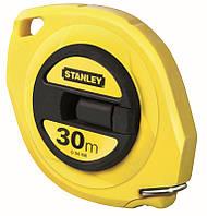Рулетка Longtape  Stanley 0-34-108 (30мх12.7мм)