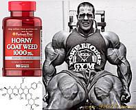 Икариин - тестостерон растительного происхождения, анаболик без побочных эффектов (horny goat weed)