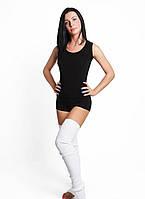 Короткие женские шорты эластичные 44