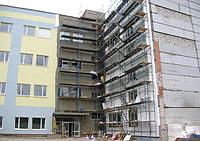 Фасадные работы, ремонт капитальный и косметический