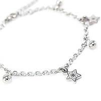 Браслет с серебристыми звездочками Арт. BS022SL, фото 4