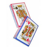 ИГРАЛЬНЫЕ КАРТЫ (PLASTIC COATED PLAYING CARDS) Y-007