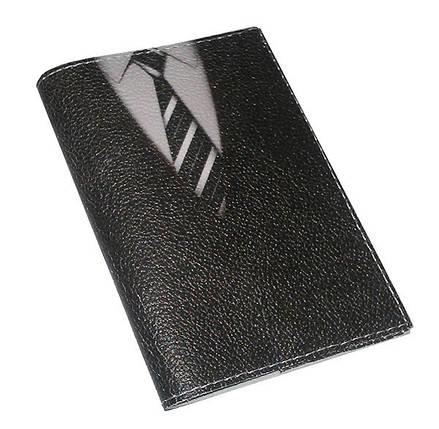 Обложка для паспорта -Галстук-, фото 2