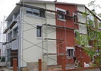 Ремонт фасада зданий капитальный и косметический