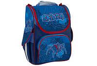 Рюкзак шкільний каркасний для хлопчика WILLY SPIDERS WL-858 33 * 25 * 14 см