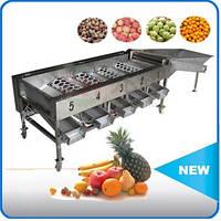 Калібратор для овочів та/чи фруктів