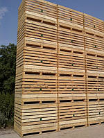 Контейнер овощной деревянный