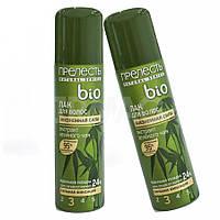 Лаки для укладки волос ПРЕЛЕСТЬ БИО Зеленый чай сильная фиксация (160 мл)