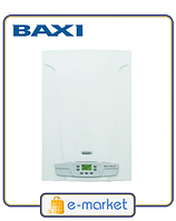 Котел газовый Baxi Eco Four 240 Fi (24 кВт, турбированный, двухконтурный)
