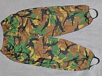 Влагозащитные штаны в камуфляже. Детские (4-5лет)