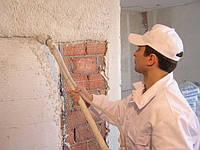 Штукатурка стен механизированная и ручная