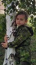 Детский камуфляж комбинезон Страйкбол  камуфляж Мультикам Тропик, фото 2