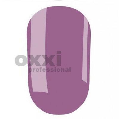 Гель-лак Oxxi 10 мл №176 пастельно-фиолетовый