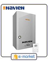 Котел газовый Navien Ace-16K (16 кВт, турбированный, двухконтурный)