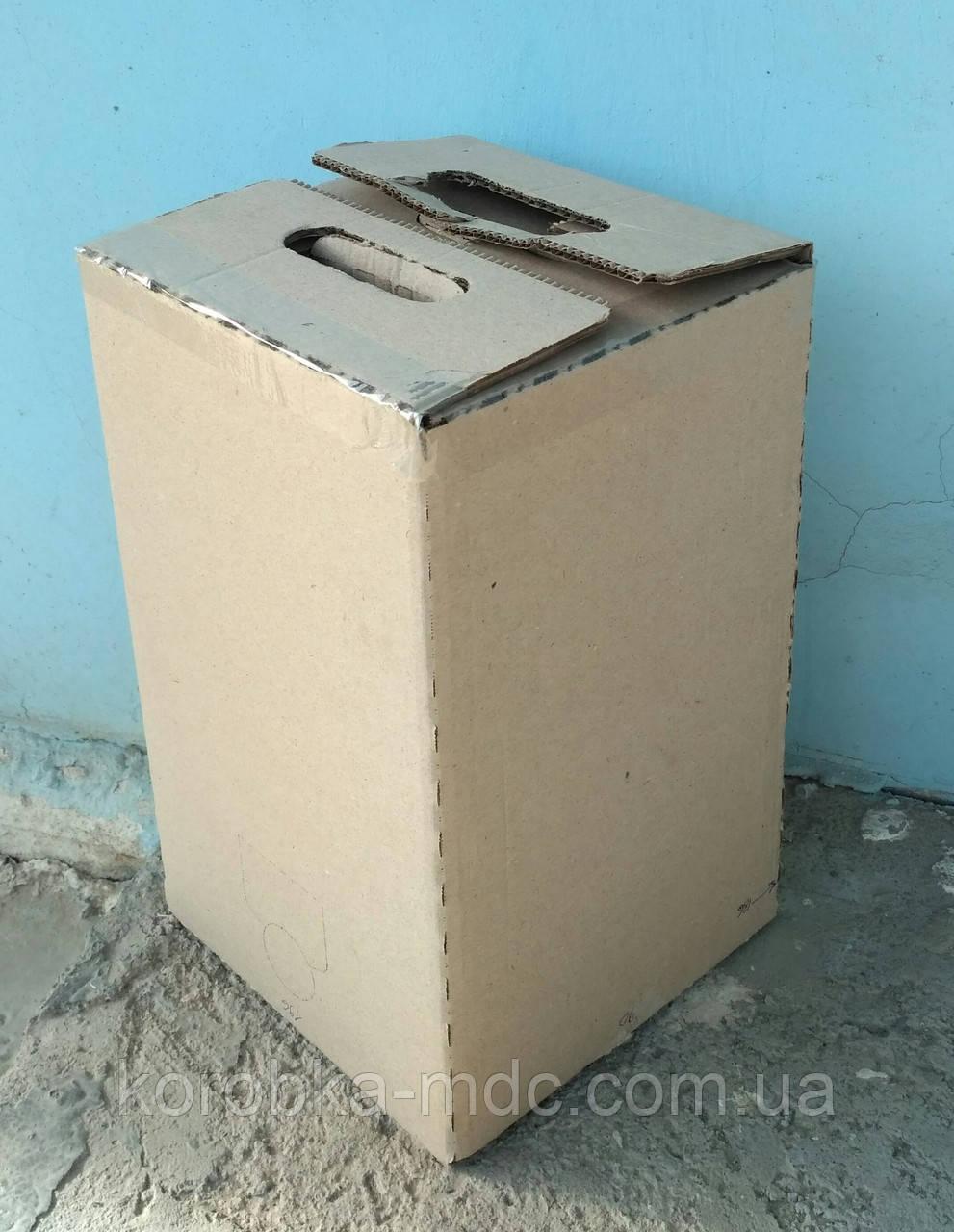 Коробка для пакета 10 л  автоматичесих линий розлива жидкостей, масел и концентратов BAG in BOX