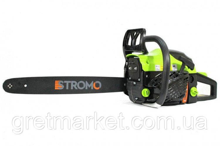 Бензопила STROMO SC3900 (1шина,1ципа)
