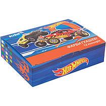 Фарби гуашеві Kite 12 кольорів Hot Wheels HW17-063