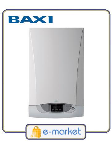 Котел газовый Baxi Nuvola 3 B40 240 Fi  (24.4 кВт, турбированный, двухконтурный) - E-MARKET в Харькове