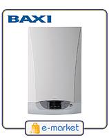 Котел газовый Baxi Nuvola 3 B40 280 Fi (28 кВт, турбированный, двухконтурный)