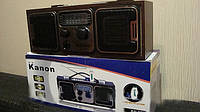 Радио + MP3 Проигрыватель Kanon KN 65U