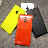 Задняя крышка Nokia 1520 Lumia, желтая, оригинал (Китай)