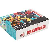 Гуаш Transformers, 12 кольорів TF17-063