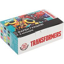 Гуашь Kite 6 цветов Transformers TF17-062