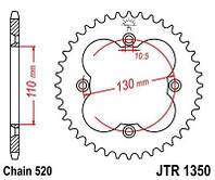 Звезда задняя HONDA TRX 300/400/450 - JTR1350.38 / JTR135038