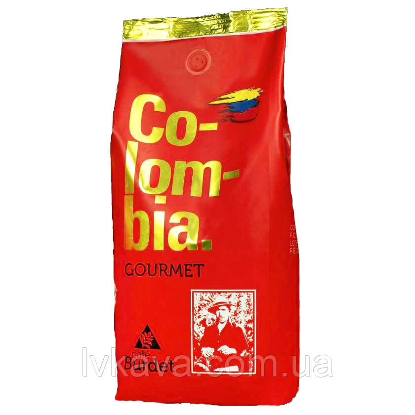 Кофе молотый Cafe Burdet  Colombia ,  250г