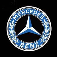 Дверной логотип LED LOGO 018 MERCEDES