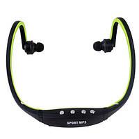 Sport mp3, Беспроводные наушники, наушники c радио,наушники с microSD, наушники с леером