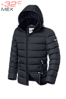 Куртка мужская Braggart Dress Code - 1498A графит