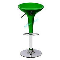 Стул барный зеленый