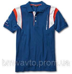 Мужская рубашка-поло BMW Motorrad Motorsport Polo-shirt, for Men