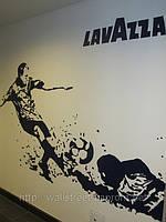Граффити дизайн интерьеров, фото 1