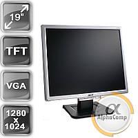 """Монитор 19"""" Acer AL1916A (4:3/VGA) б/у"""