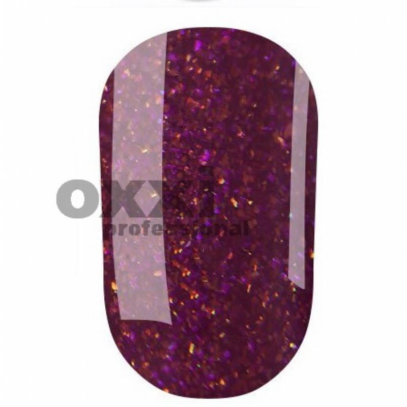Гель-лак Oxxi 10 мл №209 светлый свекольный с микроблеском