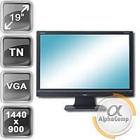 """Монитор 19"""" Optiquest Q19Wb (TN/VGA/16:9/колонки) б/у"""