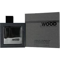 Мужские духи Dsquared2 He Wood Silver Wind Wood 100 ml