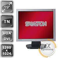 "Монитор 19"" Samtron 94B (5:4/VGA/DVI) б/у"