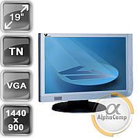 "Монитор 19"" VideoSeven L19WA (TN/VGA/16:9/колонки) б/у"