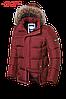 Куртка мужская до -32 Braggart Dress Code, красный, р. M,L,XL,XXL,3XL