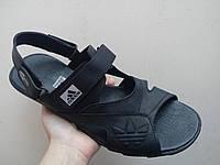 Кожаные мужские сандалии adidas
