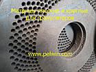 Матрица для гранулятора 120мм с отверстиями 2,5мм, стартовые корма, фото 2