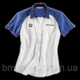 Чоловіча сорочка BMW Motorrad Logo Short-Sleeved Shirt, Men