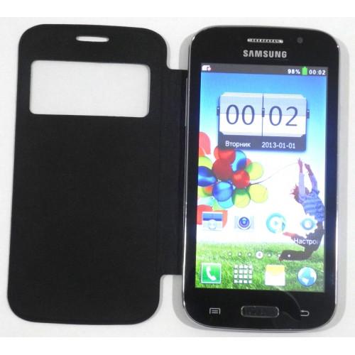 Доступный мобильный телефон Samsung S4 Big (Экран 4,7 дюйма,камера 2 МР). Хорошее качество. Дешево Код: КГ1599 - Goashop.com.ua в Киеве