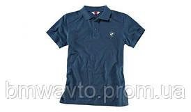 Мужская рубашка-поло BMW Motorrad Logo Classic Polo Shirt