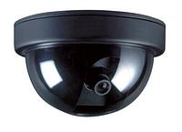 Купольная камера видео наблюдения муляж. Муляж камеры  CAMERA  DUMMY BALL 6688